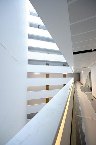 Iain Sinclair: London 2012 Olympics development project provokes Welsh psychogeographer's rage Atrium-002