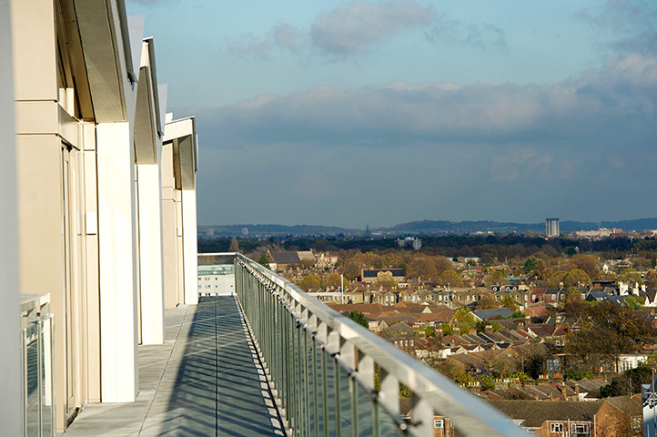 Iain Sinclair: London 2012 Olympics development project provokes Welsh psychogeographer's rage Balcony-003