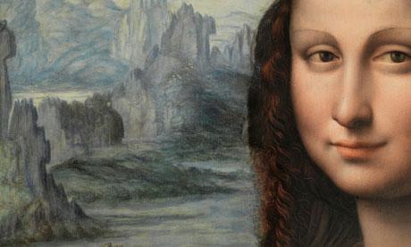 Leonardo, the Turin Shroud and the Mona Lisa Mona-Lisa-007