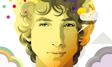 Neuroscience and Bob Dylan's brain Bob-Dylan-illustration-009