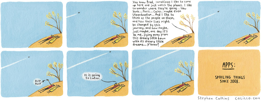 I've upgraded my old mobile for a new smart phone Stephen-Collins-cartoon-a-009