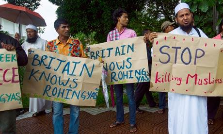 Burmese Muslims targeted in communal violence Burmas-Rohingya-refugee-p-010