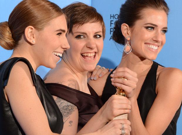"""Serie TV > """"Girls"""" Lena-Dunham-C-poses-in-th-008"""
