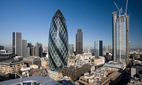 Could gold be the next Libor scandal?  City-of-London-financial--010