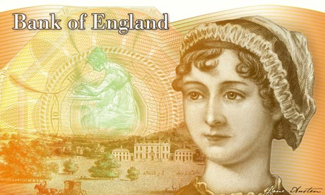 Jane Austen sur le billet de 10£ Jane-Austen-banknote-010
