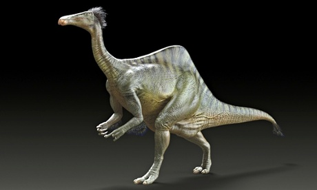 Completan el cuerpo del Deinocheirus mirificus 0410d537-09f2-4794-80d1-20bb32748e65-460x276