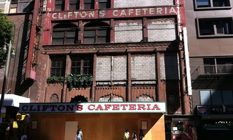What is it with Tom Waits and Minneapolis? Cliftons-boarded-up-cafet-008