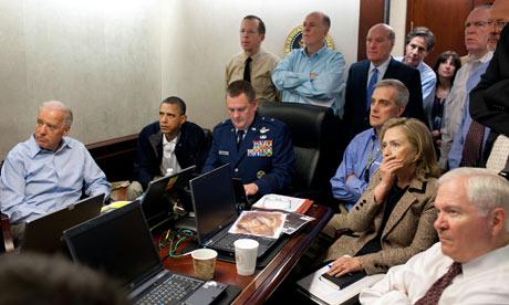 """The """"War on Terror"""" US-ATTACKS-BIN-LADEN-OBAM-005"""