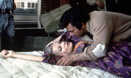 """""""Just one last thing..."""" Columbo's last exit: Peter Falk RIP Peter-falk-and-gena-rowla-007"""