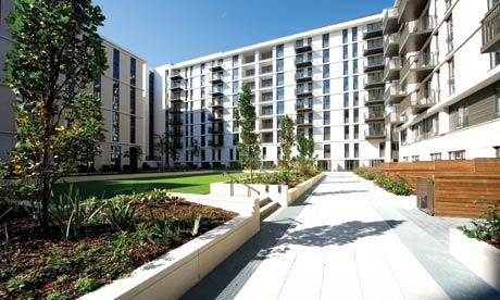 Iain Sinclair: London 2012 Olympics development project provokes Welsh psychogeographer's rage Olympic-village-007