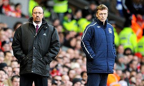 Premier League - Everton vs Chelsea Moyes-001