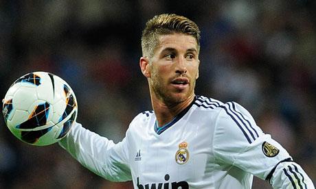 Il calciatore Sergio Ramos indosserà un paio di scarpe con omaggio a MJ  Sergio-Ramos-Real-Madrid--008