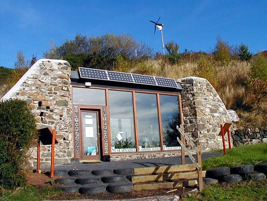 10 Reasons Why EarthShips Are F!#%ing Awesome Earth-ship-home-11