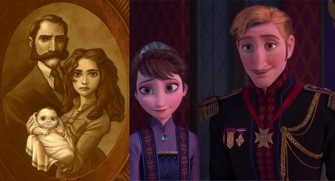 [NEWS] La Reine des neiges 2 prévue W_tarzan-elsa