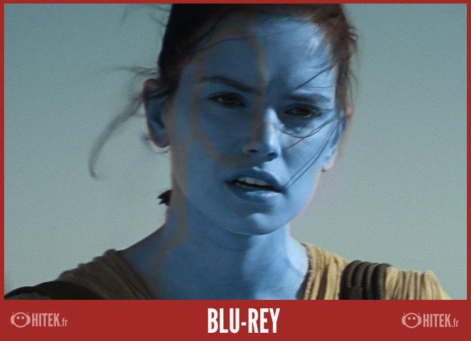 Star Wars W_blu-rey