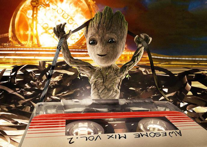 Je s'appelle Groot !