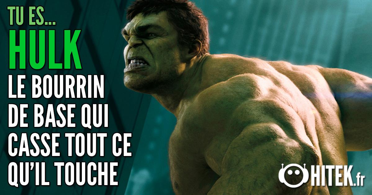 [Test] Quel super-héros es-tu ? 2.0 Hulk-2