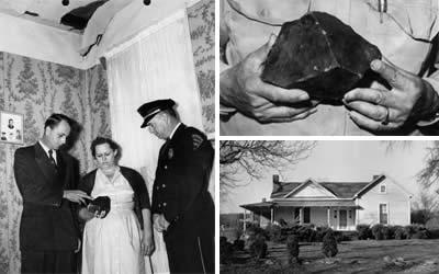 Le saviez-vous ? Frappés par une météorite ! Meteorito2