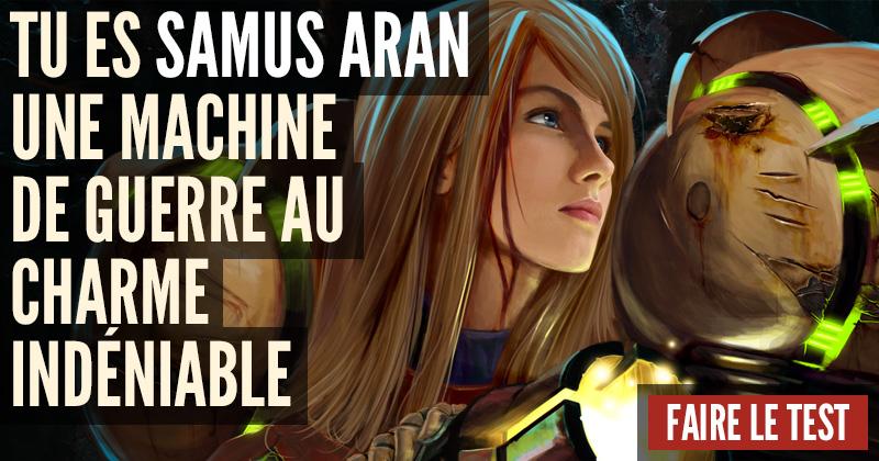 [Test] Quel personnage de Nintendo es-tu ? Samus-aran-1