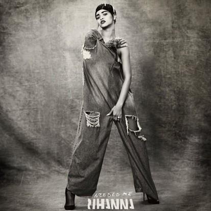 Rihanna » Era 'ANTI' Rihanna-needed-me-cover-413x413
