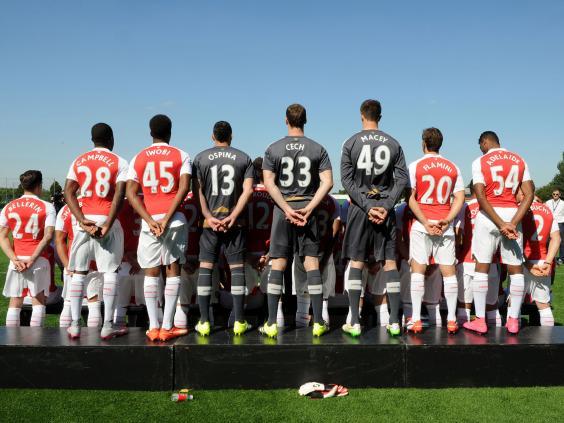 Hilo del Arsenal Arsenal1