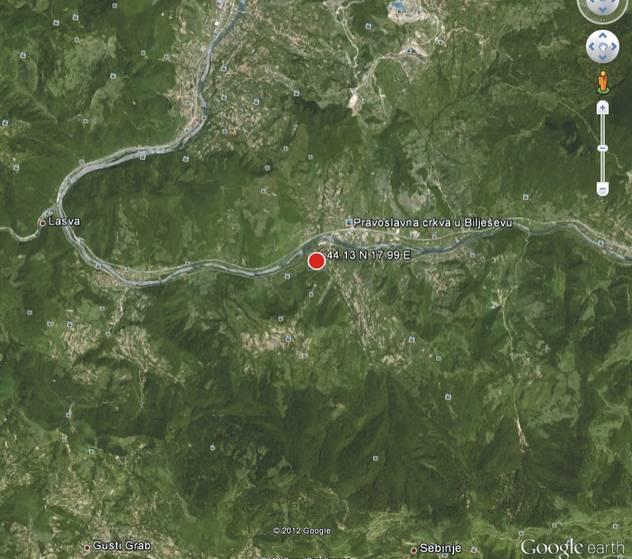 Jedanaesti zemljotres pogodio područje Zenice 120731033.1_mn
