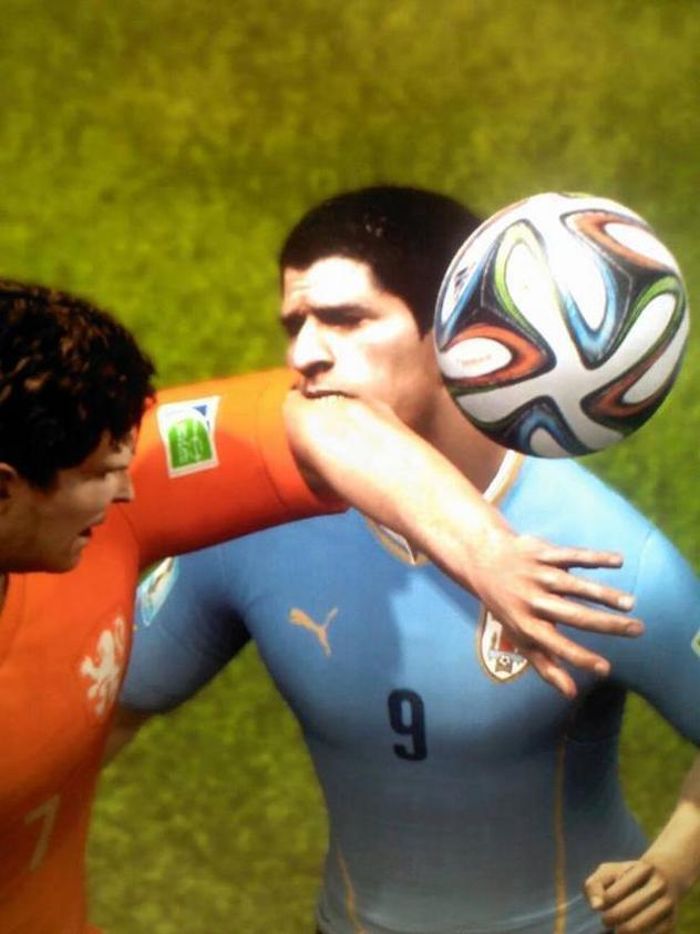 U novoj FIFA-i 15 Luis Suarez će gristi protivnike na terenu 140801131.1_mn