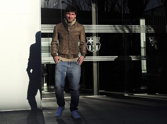 Messi: Karijeru bih mogao završiti u Argentini B_130208006