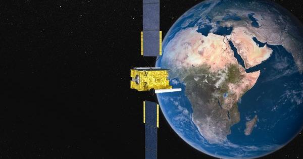 Satellites d´Observation Astrium/TAS pour les FAR (confirmé) Le-satellite-de-telecoms-militaires-skynet-5