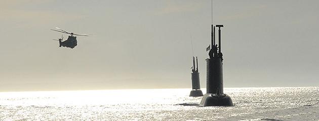 شراء 4 كورفيت وعقد جديد لبيع غواصتين U -209  Sous-marins-allemands-u-209