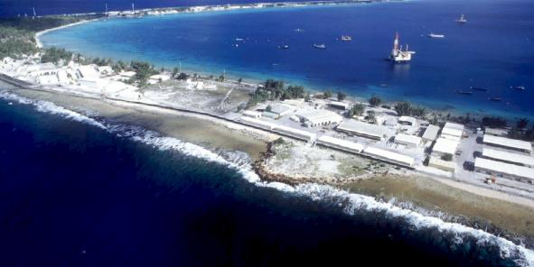 Défense : la France revient sur l'atoll de Mururoa Mururoa-atoll-base-militaire