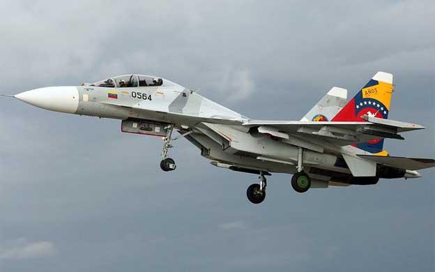 Colombia - Se estrella Sukhoi-30 de Venezuela en la Frontera con Colombia, los dos pilotos fallecidos. 83076b