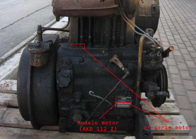 [Renault N72] Problema con identificación del bastidor, primera ITV de mi viejo tractorcillo Oulmetd