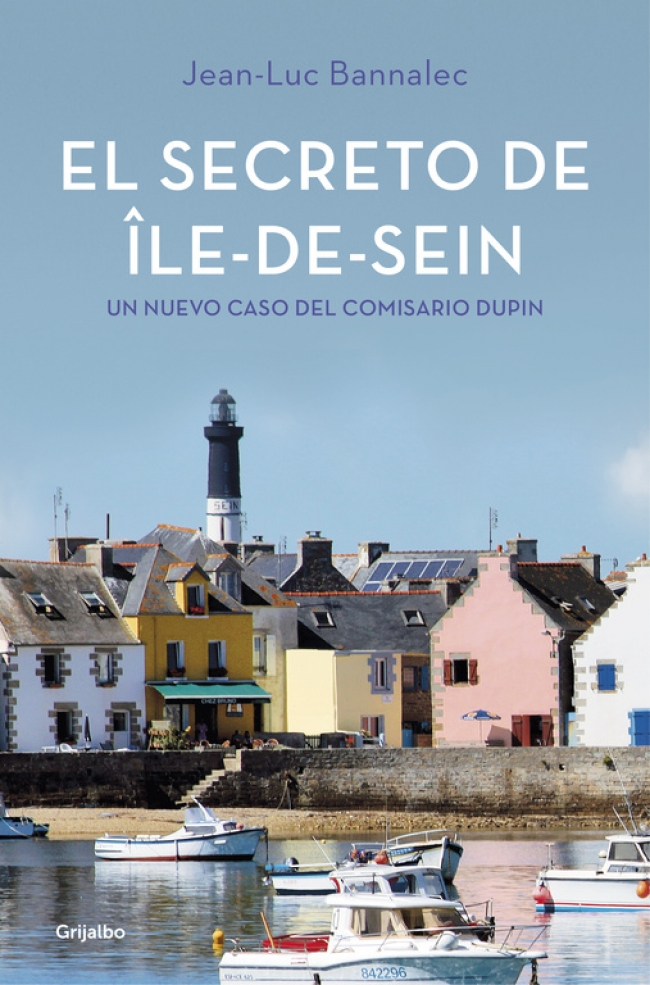 El secreto de Île-de-Sein - Jean-Luc Bannalec (Comisario Dupin, 5) EGR55585