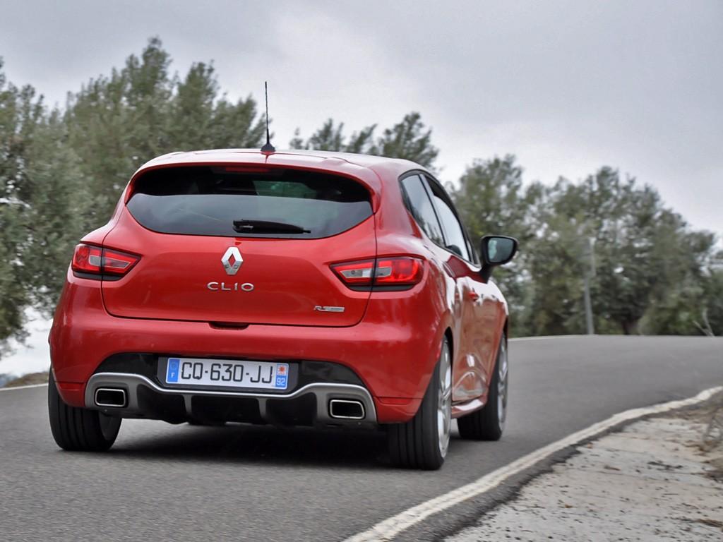 Passion : Auto Renault-clio-4-rs