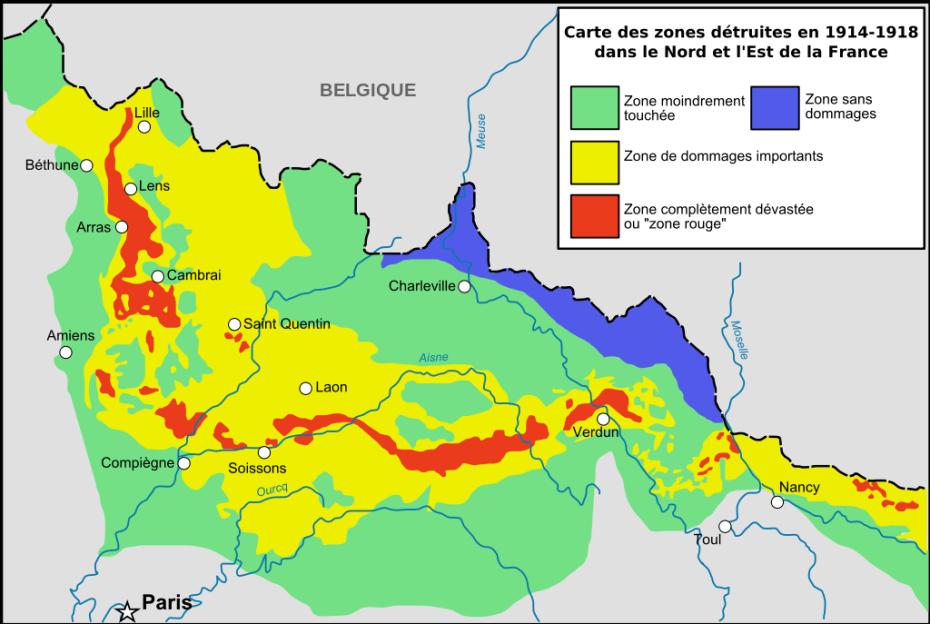 La zona prohibida que lleva envenenada y abandonada un siglo Redzonemap-930x624