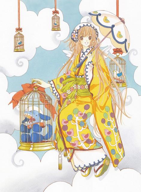 CLAMP Kimono Group [open] 407714