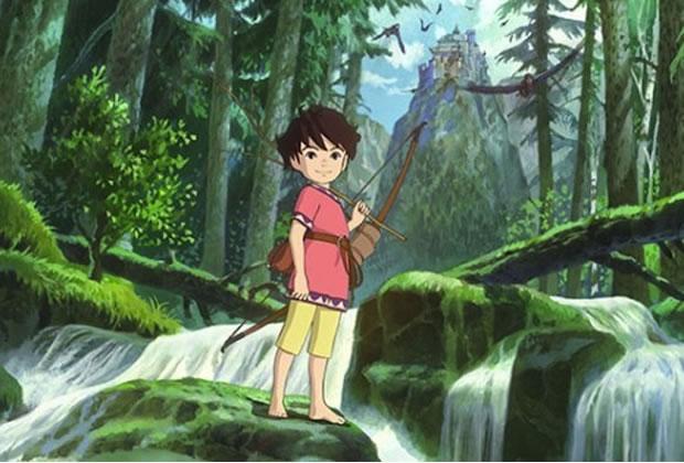 Ronya, fille de brigand adapté par Goro Miyazaki Ghibliserie