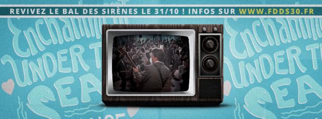 """Les événements préparés en France à l'occasion du """"Back to the Future Day"""", le 21 octobre ! Par Brice Louvet Bal-des-sir%C3%A8nes"""