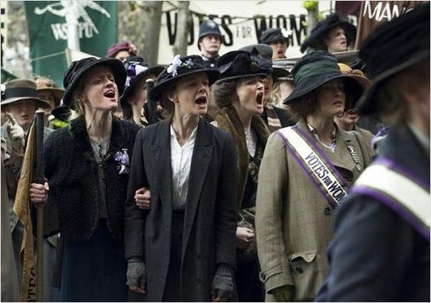 Psychologie de comptoir  Suffragette-manifestation