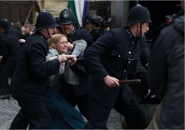 Psychologie de comptoir  Suffragettes-arrestation