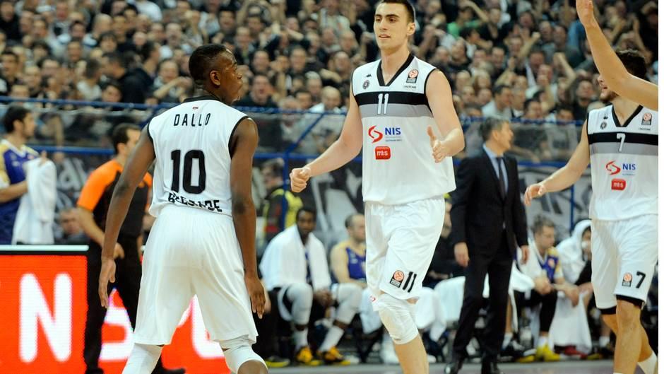 KK Partizan Kk-p