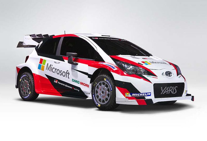 [Sport Automobile] Rallye (WRC, IRC) & autres Championnats - Page 9 Yaris-wrc-1