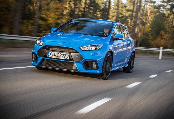 Actualité et Essai FORD Ford-Focus-RS-2016-2