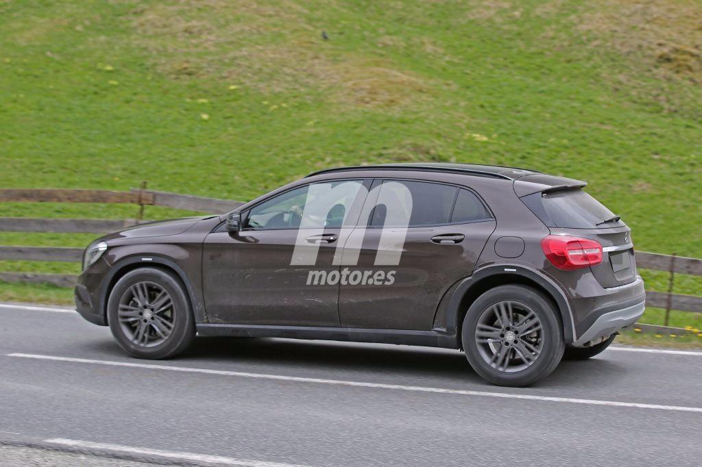 2018 - [Mercedes-Benz] GLB Mercedes-benz-glb-2018-chasis-test-201627905_5