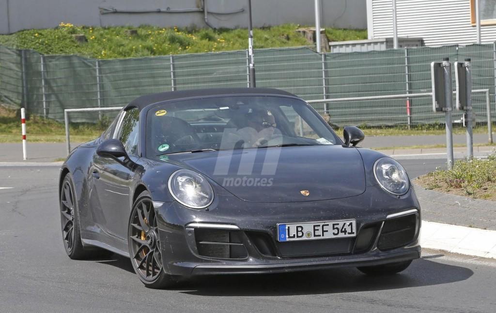 2015 - [Porsche] 911 Restylée [991] - Page 10 Porsche-911-gts-2017-fotos-espia-201627832_2
