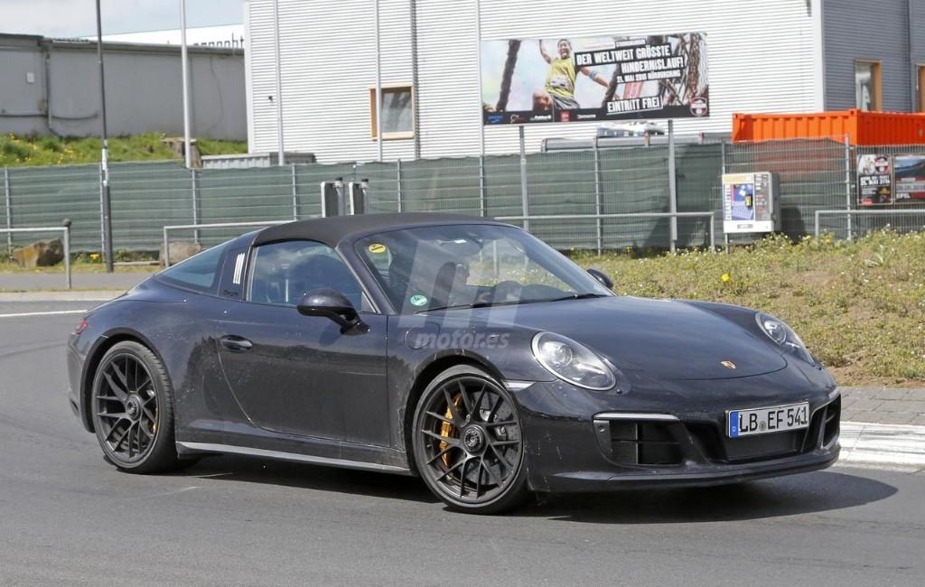 2015 - [Porsche] 911 Restylée [991] - Page 10 Porsche-911-gts-2017-fotos-espia-201627832_4
