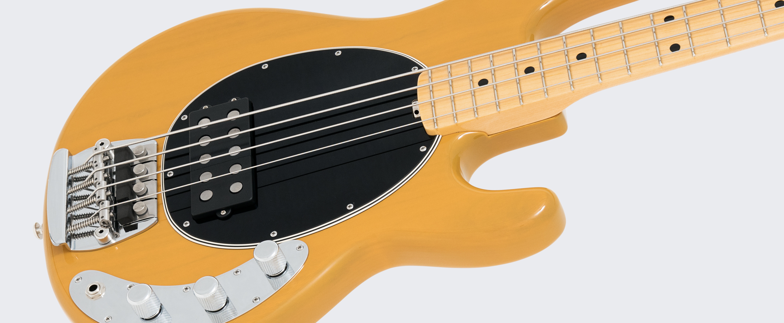 Ernie Ball Music Man 40th Anniversary StingRay Bass Slide-59