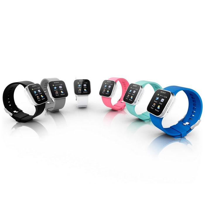 Sony встроила Android в наручные часы 1004709255