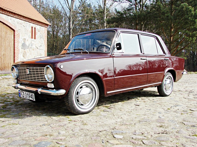 Fiat 124 Berlina from Poland Dsc05617